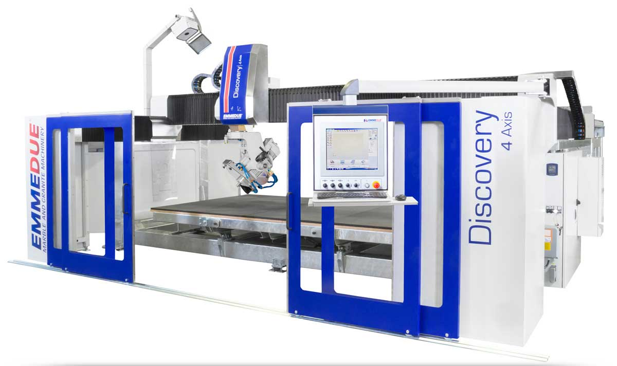 DISCOVERY CNC 4 OSIE